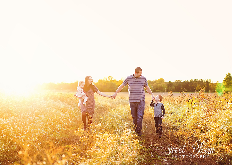 Dayton Ohio Family Photographer | Sweet Bloom Photography | www.sweetbloomphotography.com