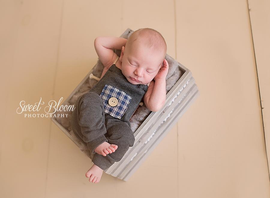 Cincinnati Ohio Newborn Photographer | Sweet Bloom Photography | www.sweetbloomphotography.com