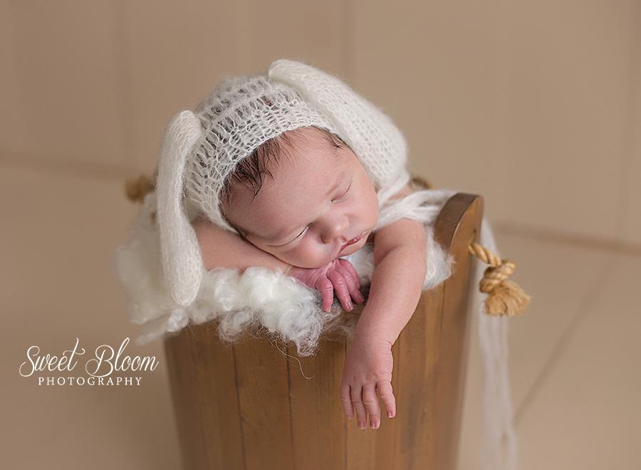 Oakwood Ohio Newborn Photographer | Sweet Bloom Photography | www.sweetbloomphotography.com