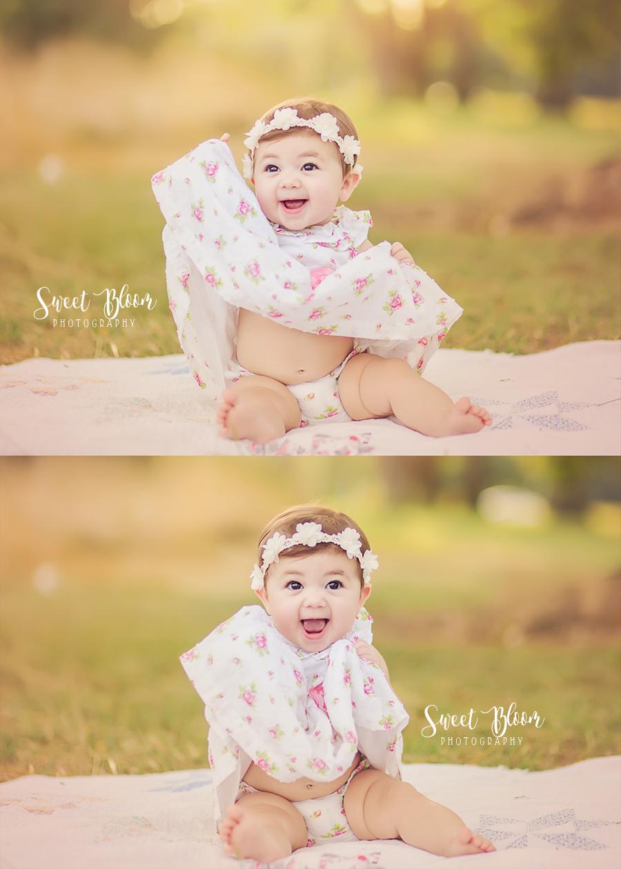 Dayton Ohio Baby Photography | Sweet Bloom Photography | www.sweetbloomphotography.com