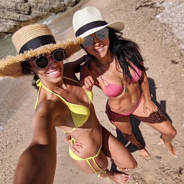 Dia de Playa ❤️ #Portugal #primasvacacionandos