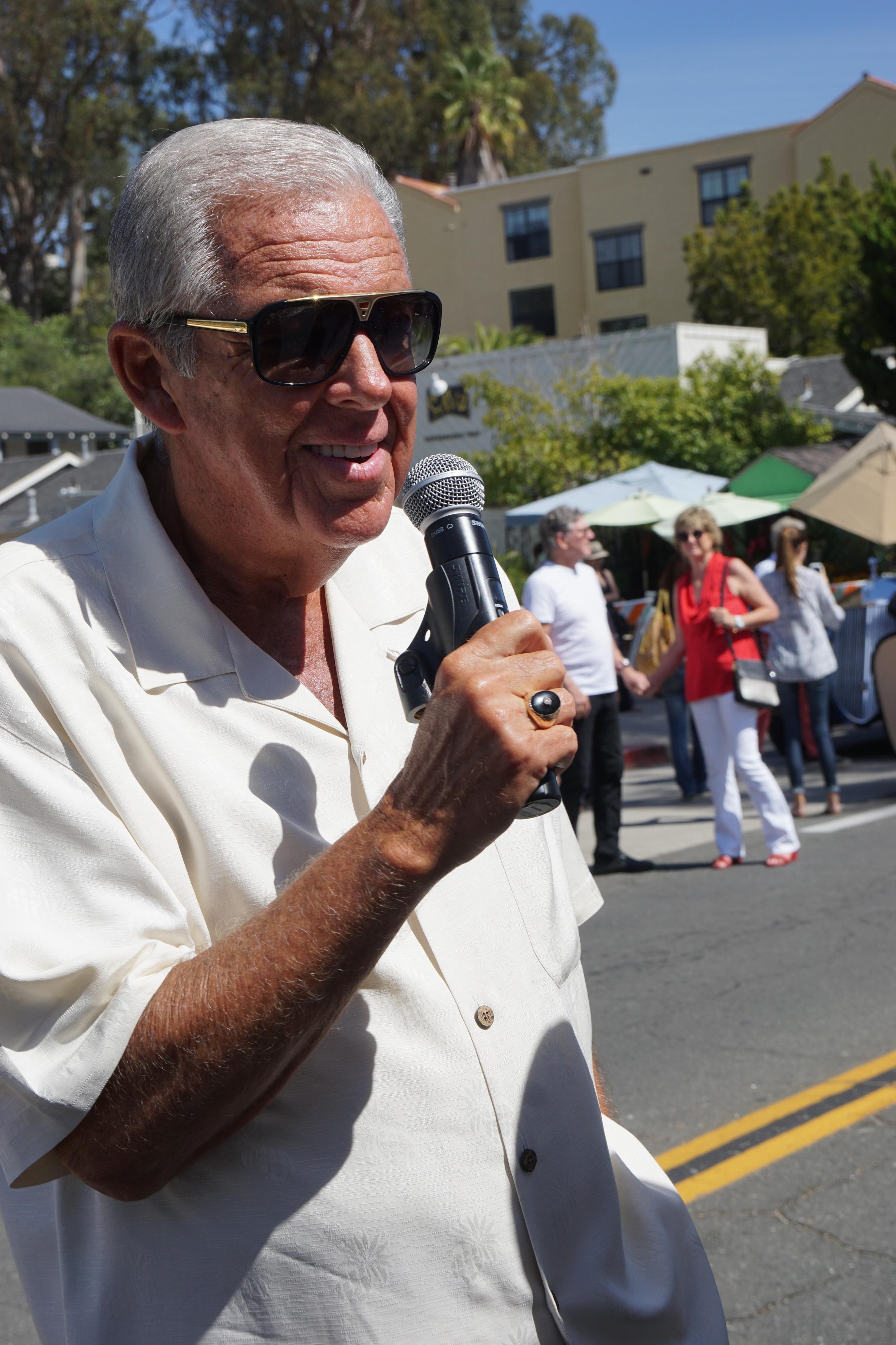Barry James Meguiar of Car Crazy and Meguiar Car Wax