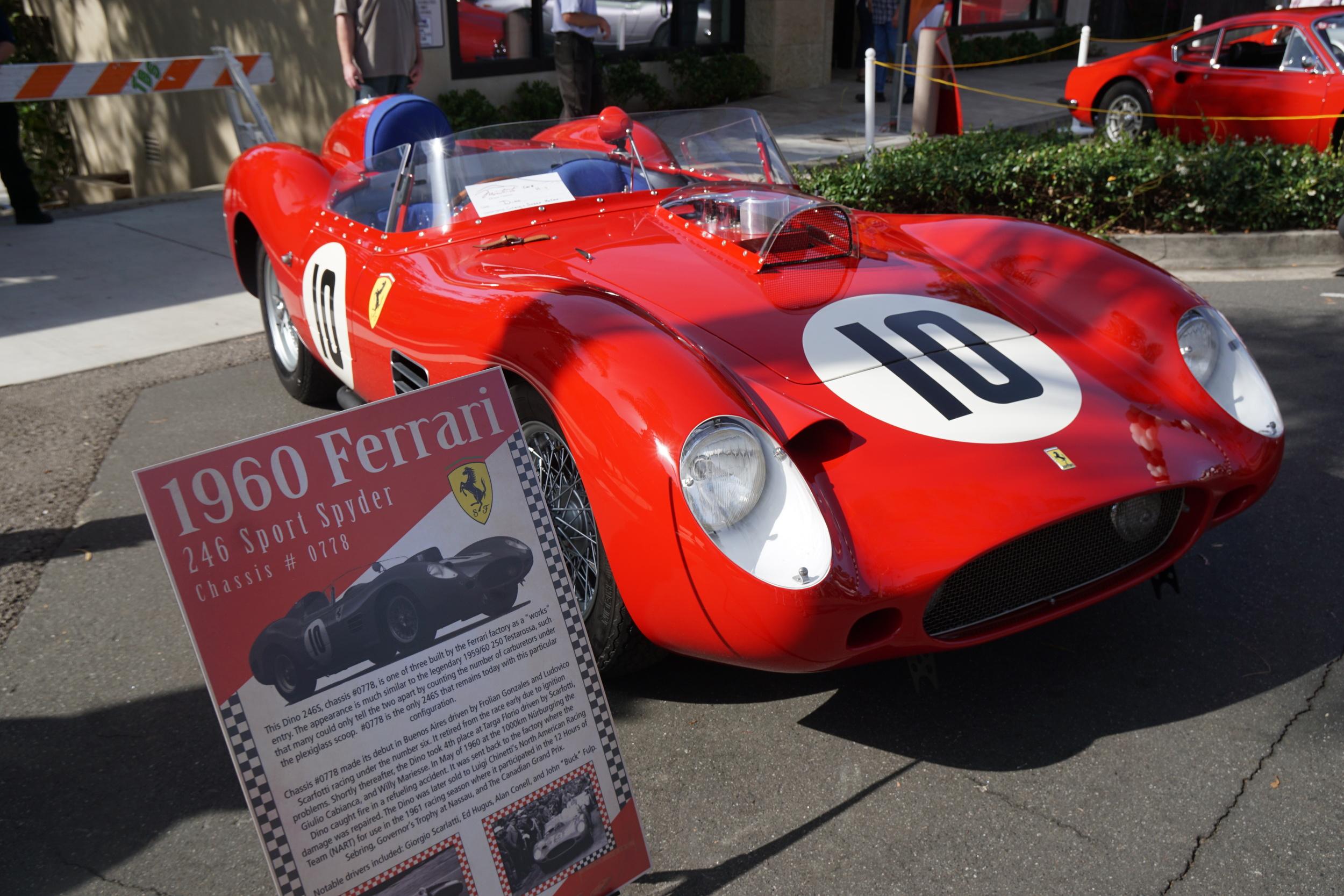 1960 Ferrari