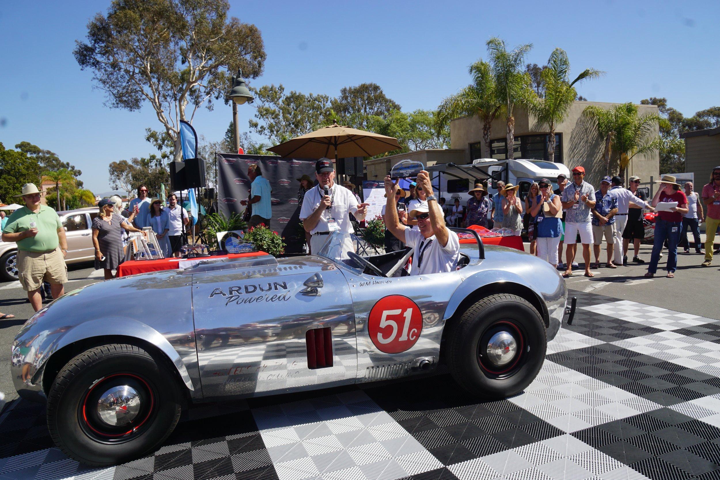Race     1st Place     1951 Baldwin Special 3 – Stu Hansen