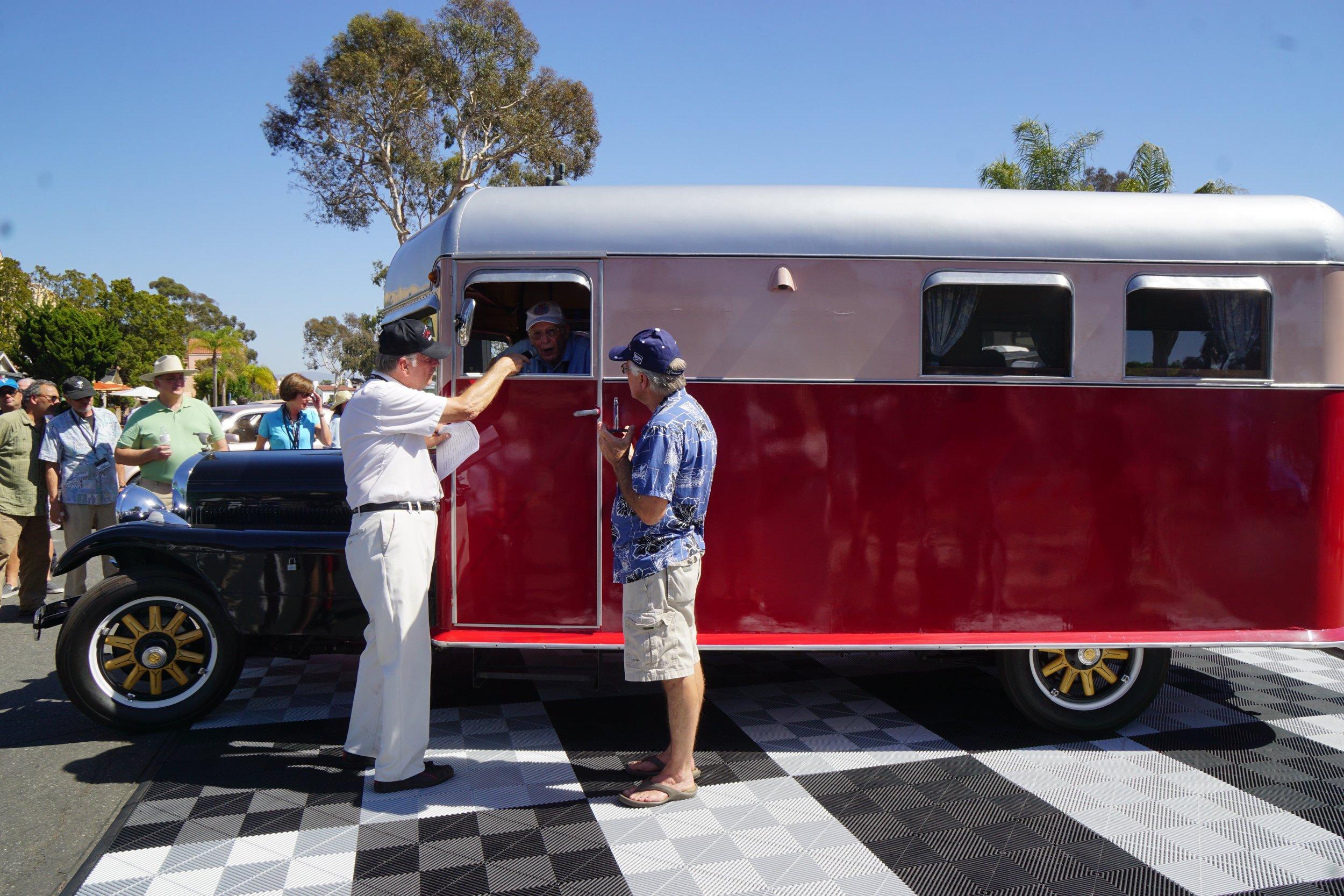 Commercial Vehicles (Trucks Motorhomes etc.)      1st Place     1930 Graham Model 46 – John Vandyke