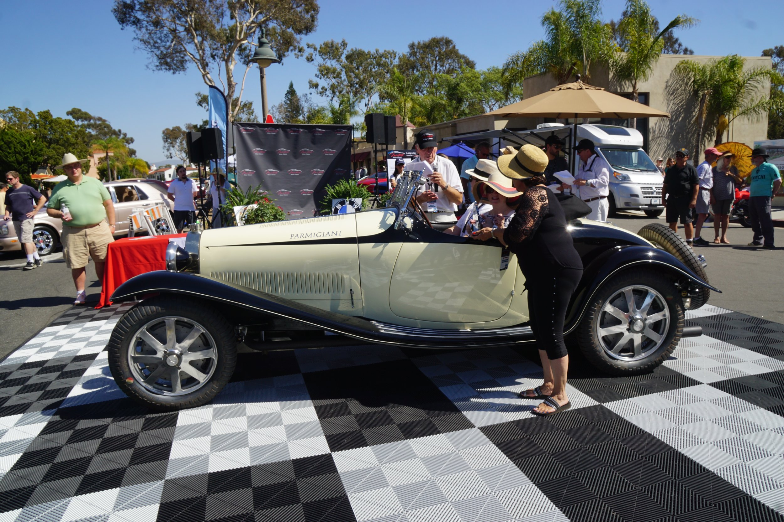 Score Sports Trophy - Mullin Museum Bugatti