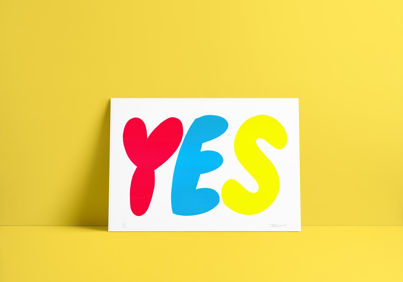 Yes Yellow