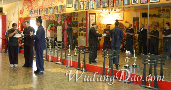 Wudang Dragon Form Seminar in Lomita CA 2008 g