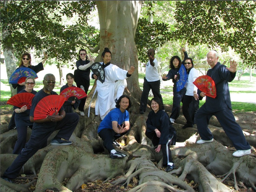 World Chigong Taichi Day 2009 group pictrue