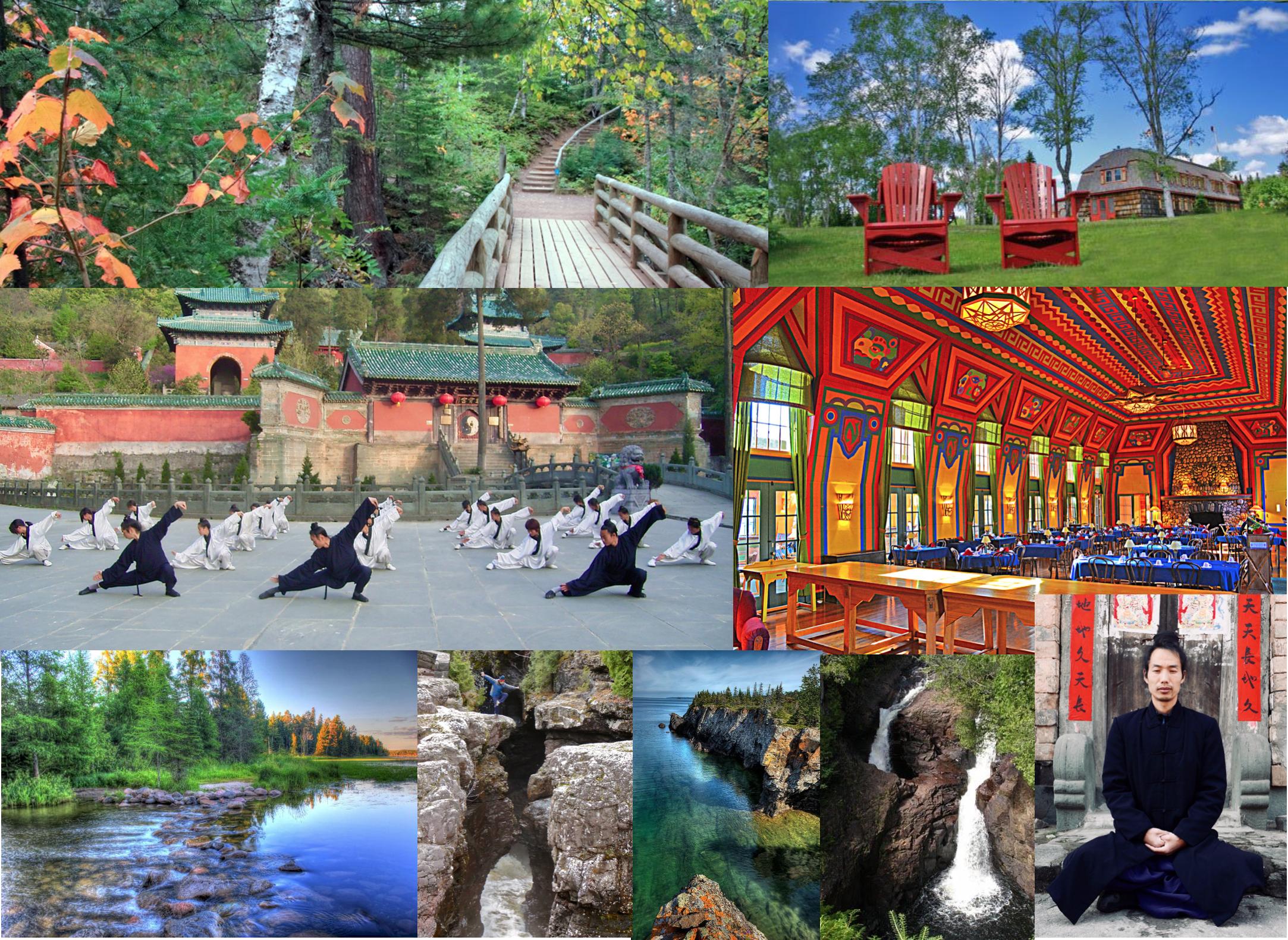 Wudang TaiChi Qigong Retreat