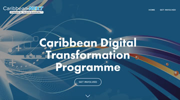 Caribbean Next is a youth-empowered digital transformation programme geared towards harnessing the talent of our youth and available technology to take the Caribbean Forward.   Caribbean- NEXT