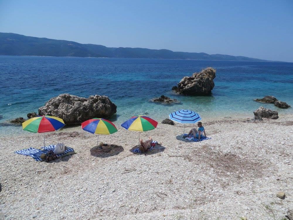 Itha Beach umbrellas.jpg
