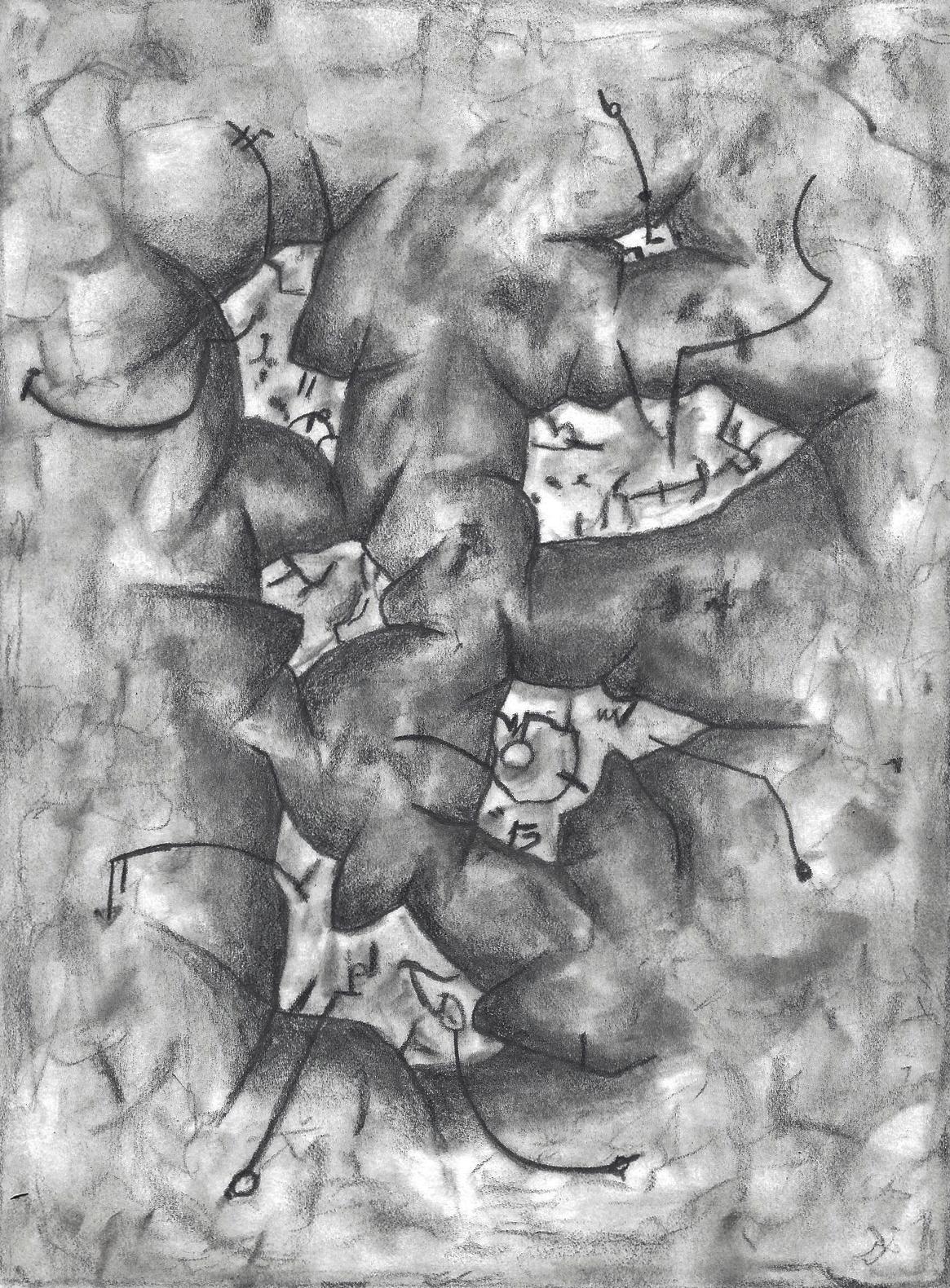 Melange De Reveur Series Sketch