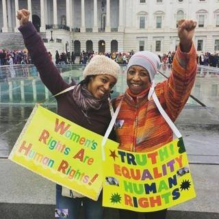 Mom and Me in Protest.jpg