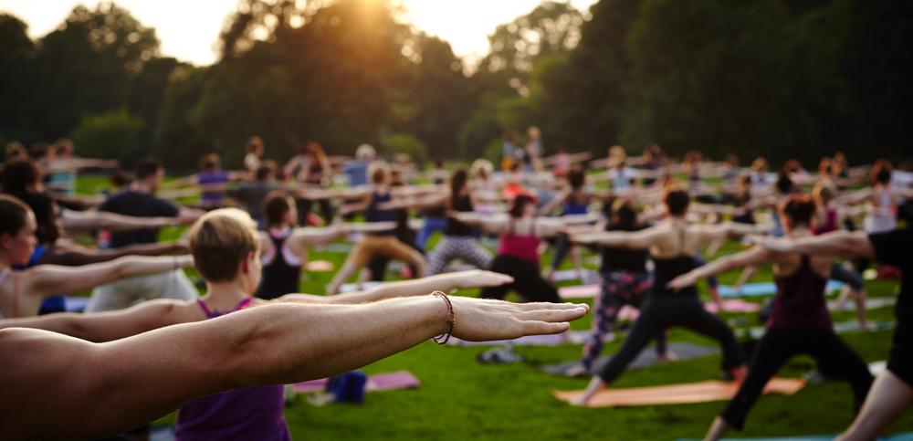 Prospect Park Yoga Summer 2019 Series