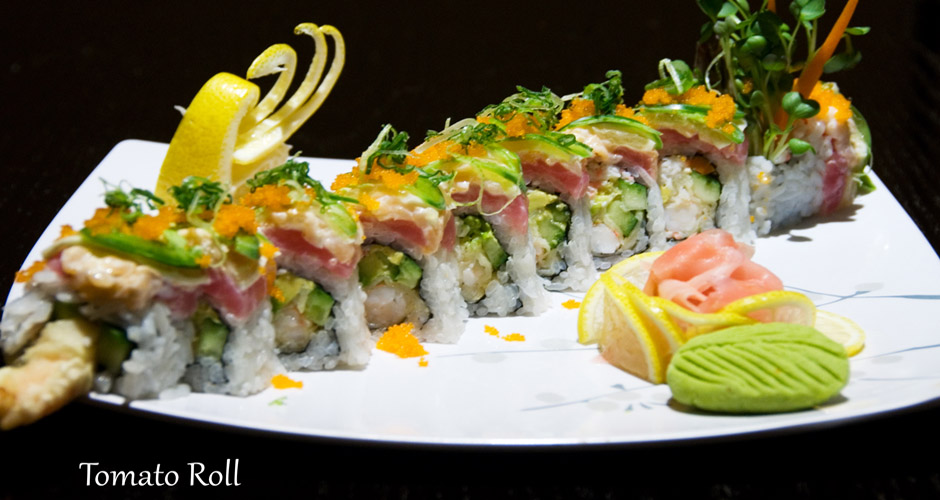 Sushi Specialty - Tomato Roll