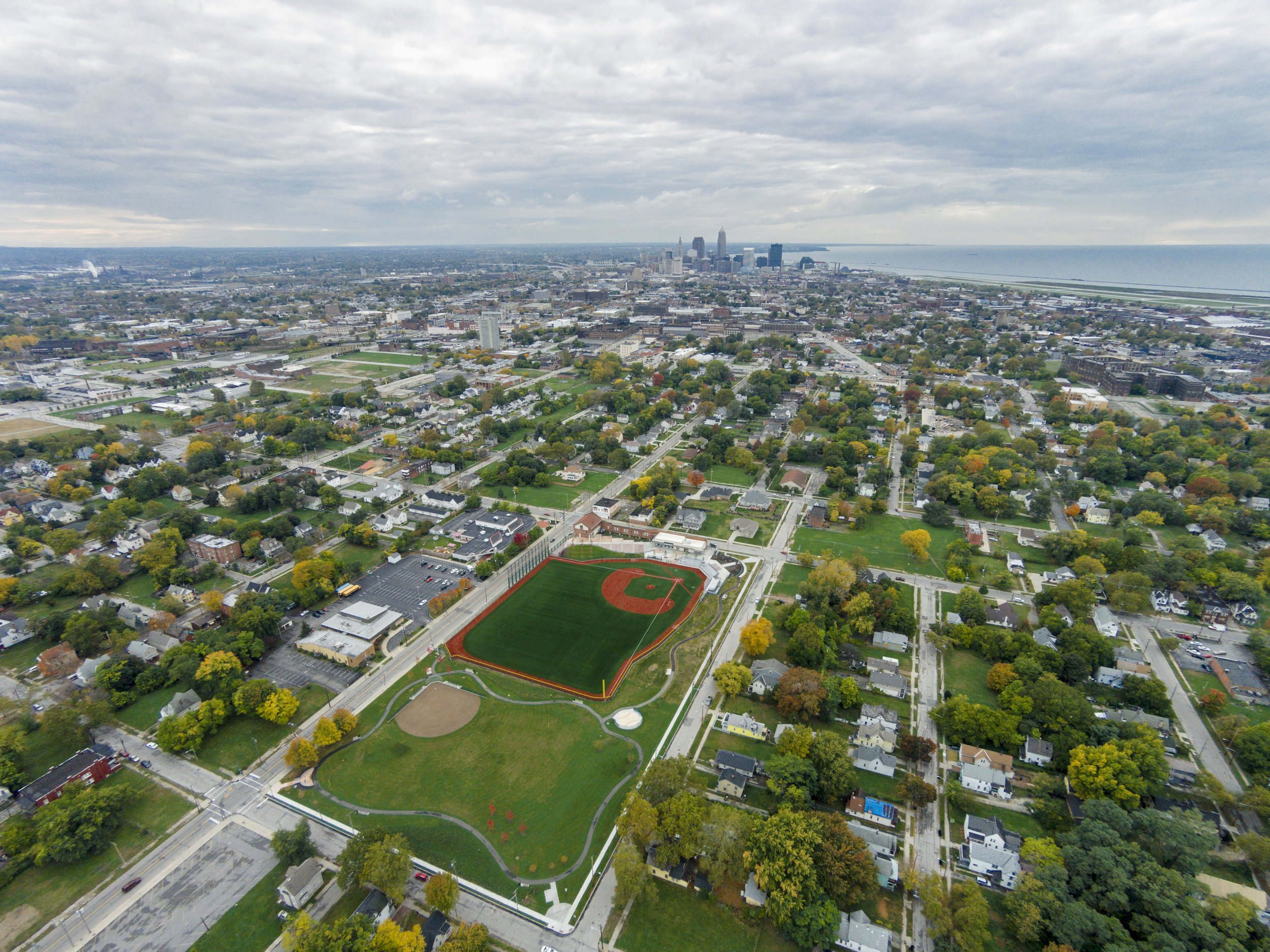 League Park