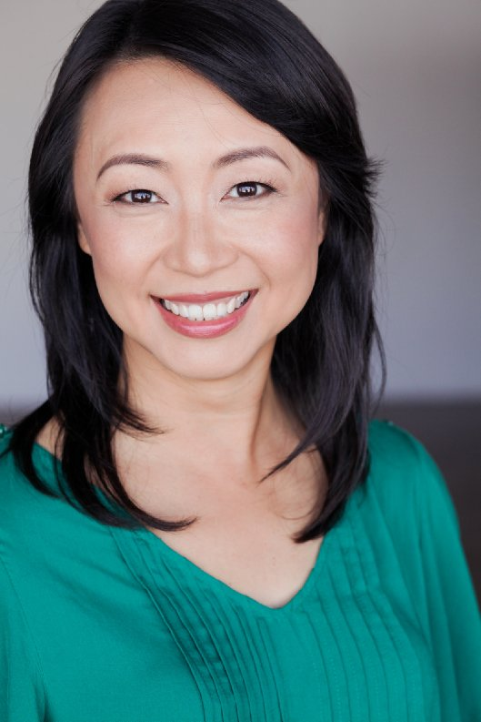 Alice Ko booked a commercial using techniques she learned from Paul Hungerford in Improv for Auditions