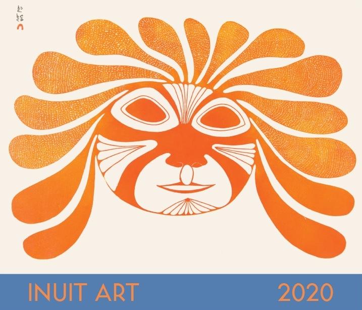 Calendrier Running 2020.2020 Inuit Art Calendar Dorset Fine Arts