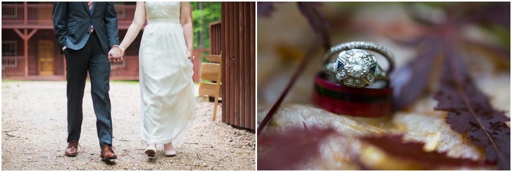 camp-puhtok-wedding-maryland-rainy-