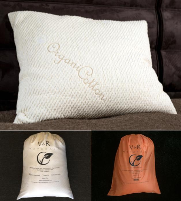 Natural Pillow Home