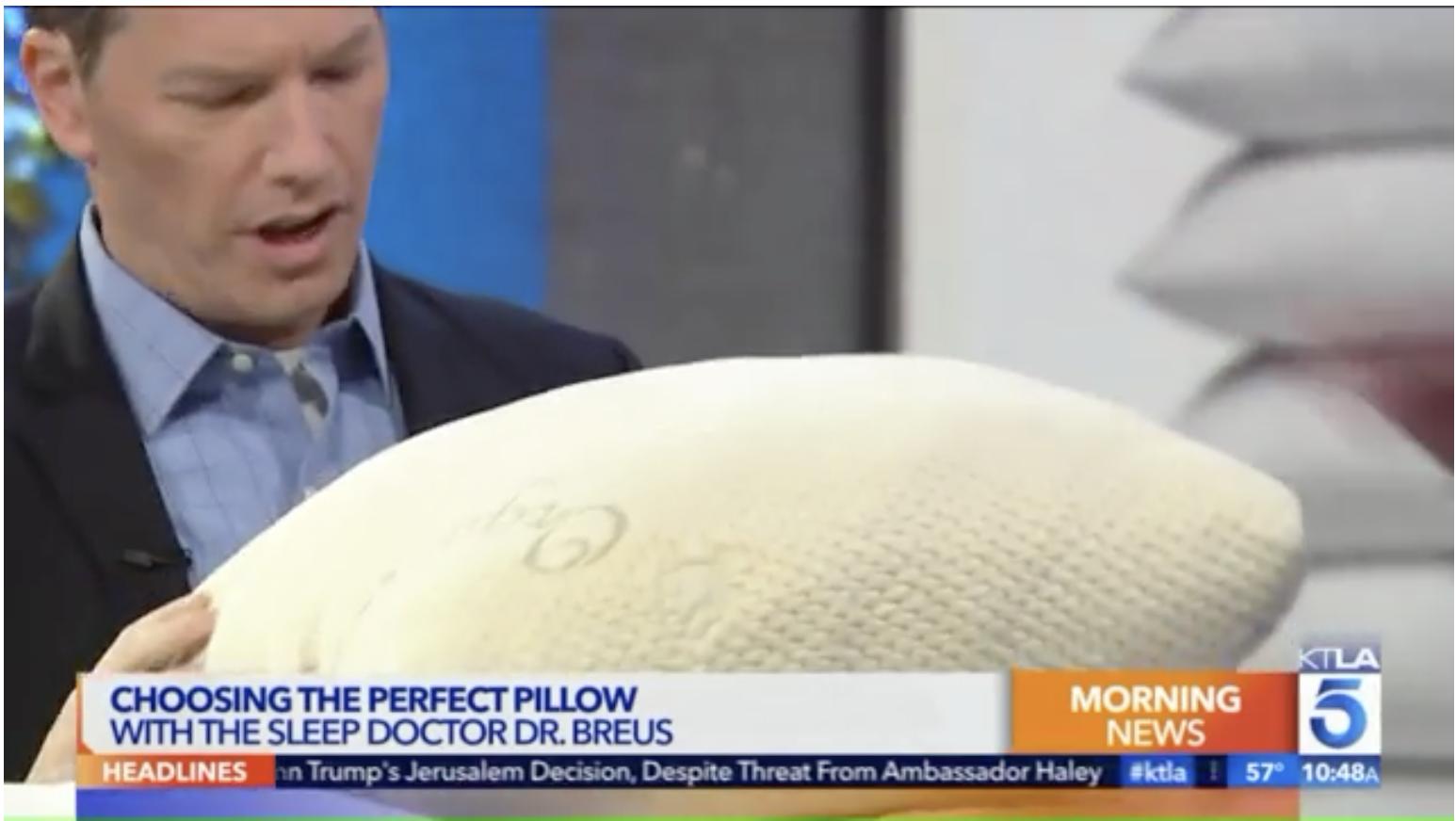 KTLA Perfect Pillow