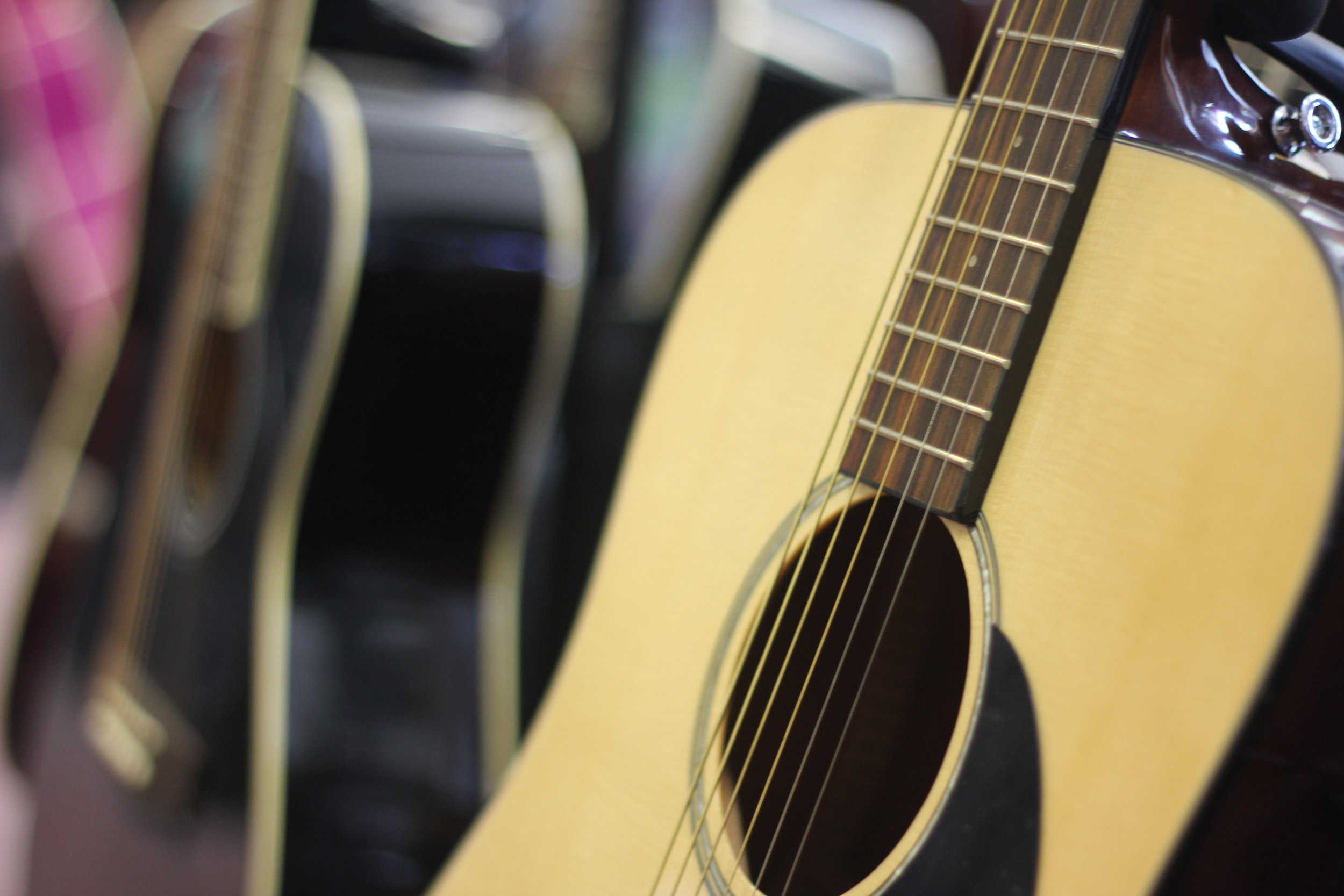 Guitar Lessons in concord