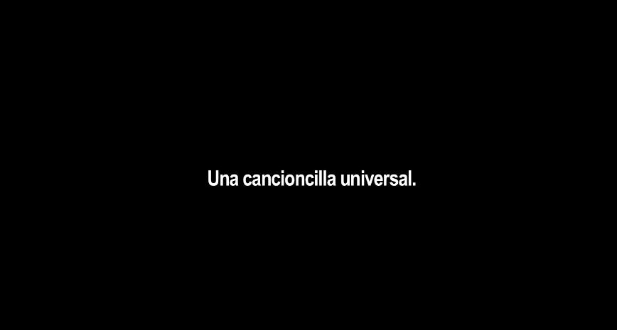 UMA MUSIQUINHA UNIVERSAL, de Daniel Cubierta