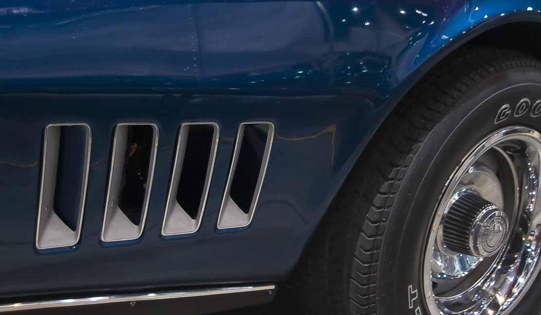 Corvette Gills