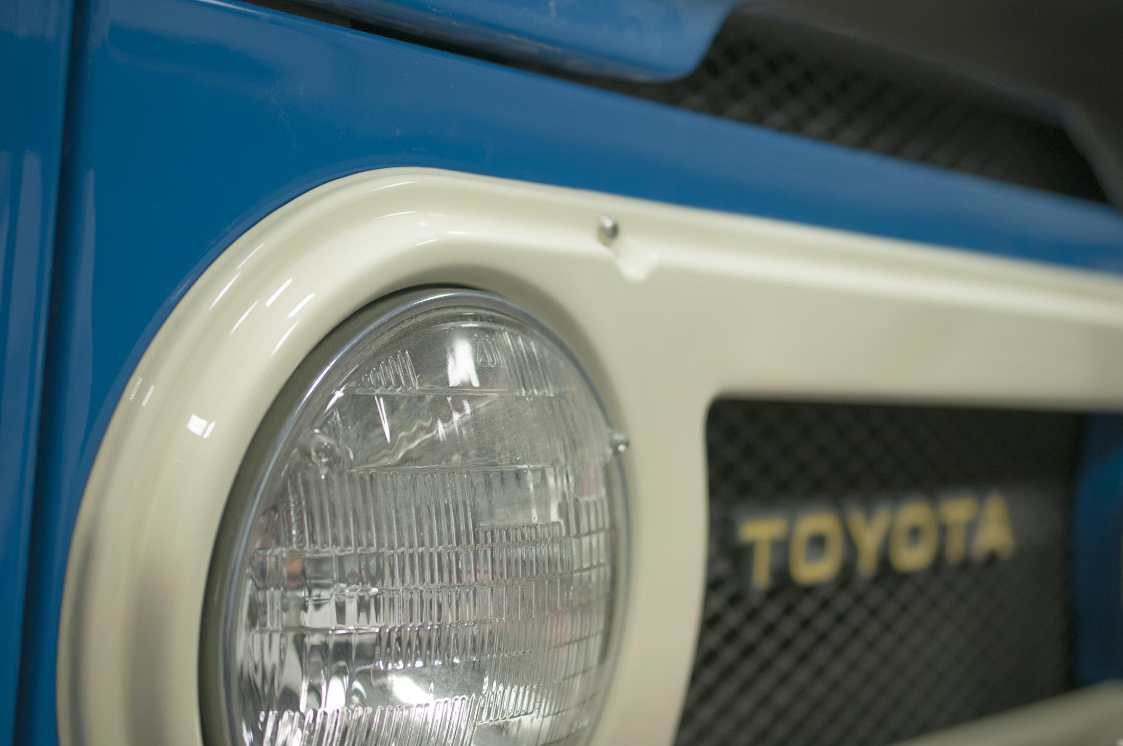 Classic Toyota Restoration