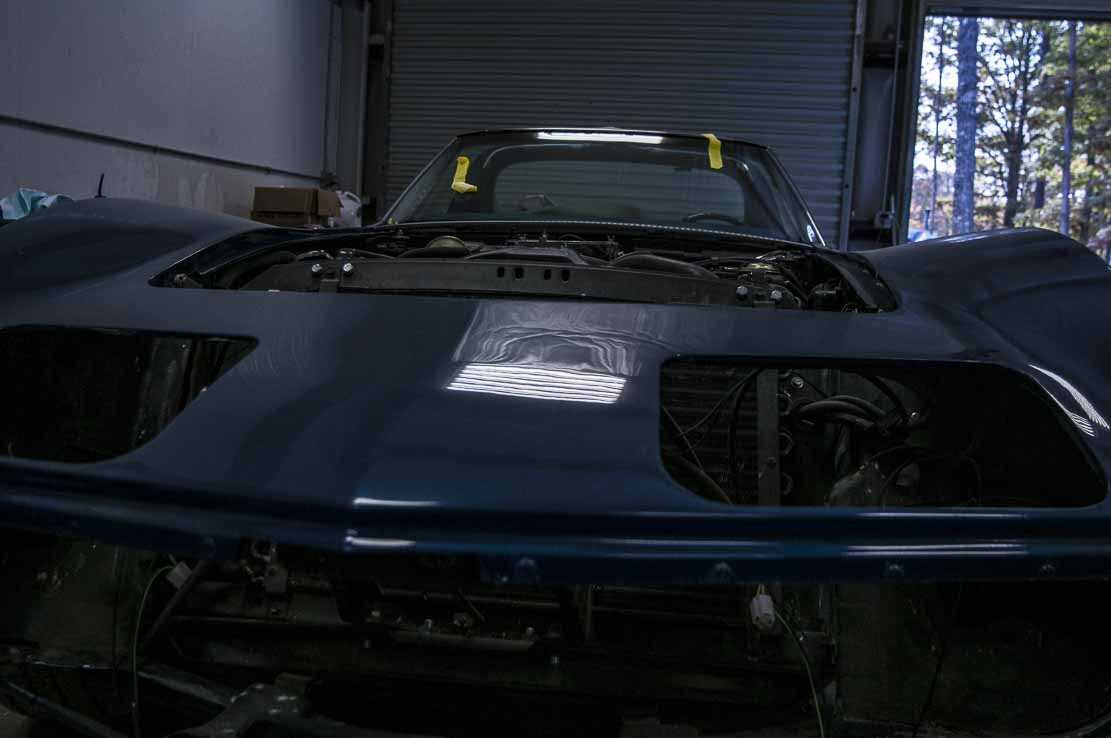 Classic Corvette Restoration