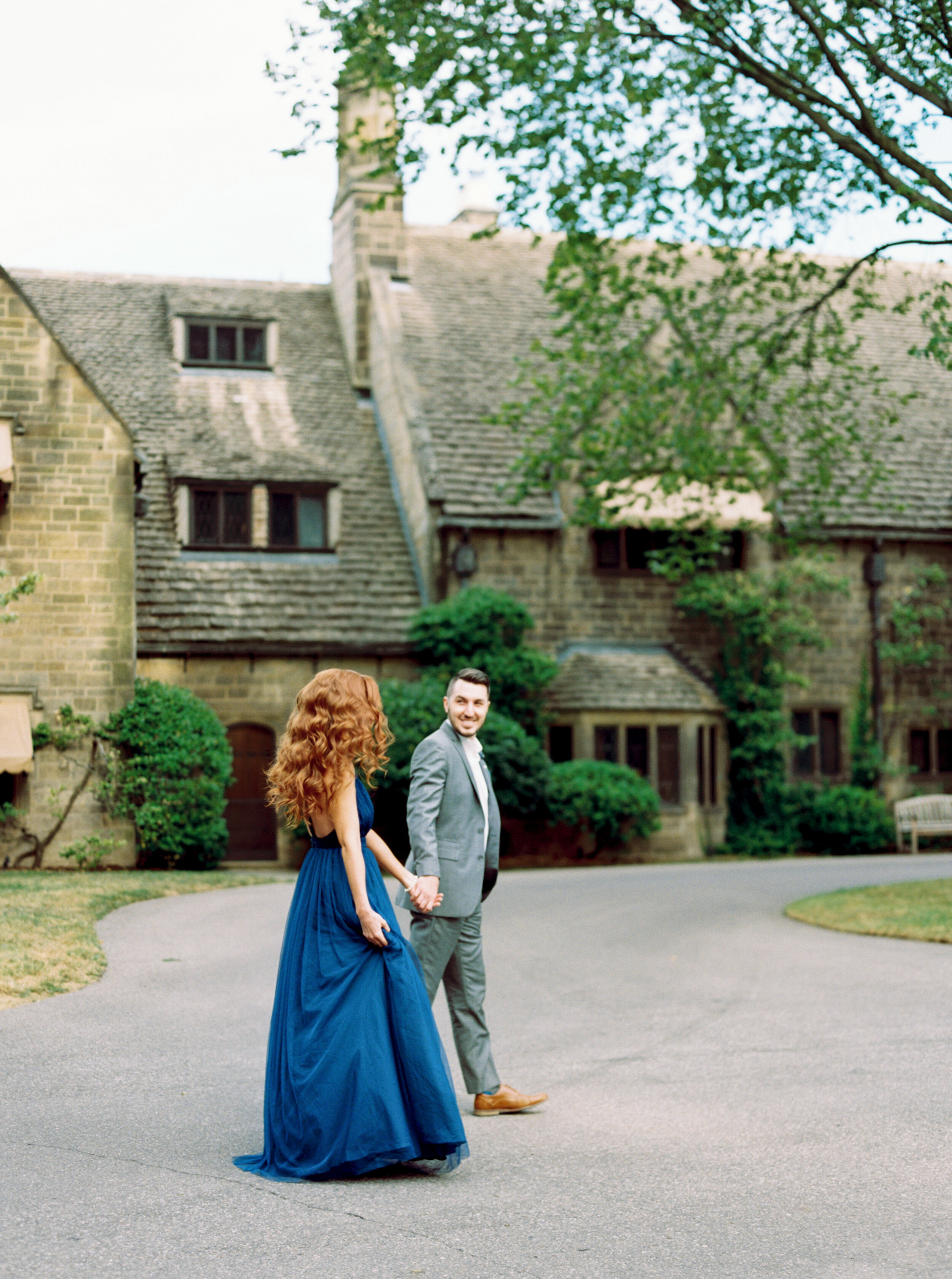 Edsel & Eleanor Ford House Engagement, Grosse Pointe MI