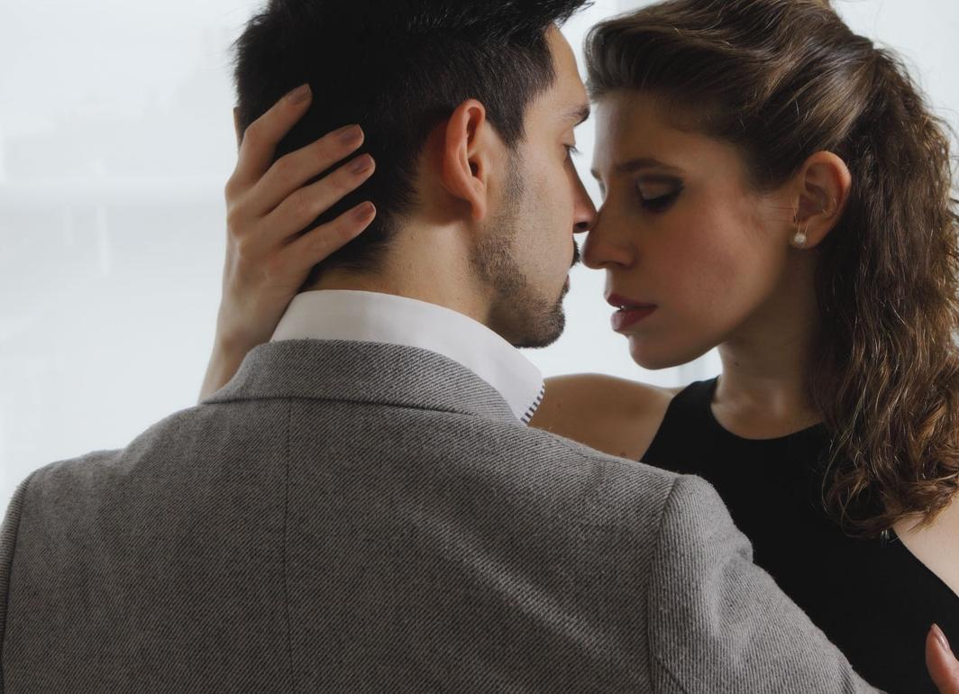 Juan Martin Carrara and Stefania Colina - face to face