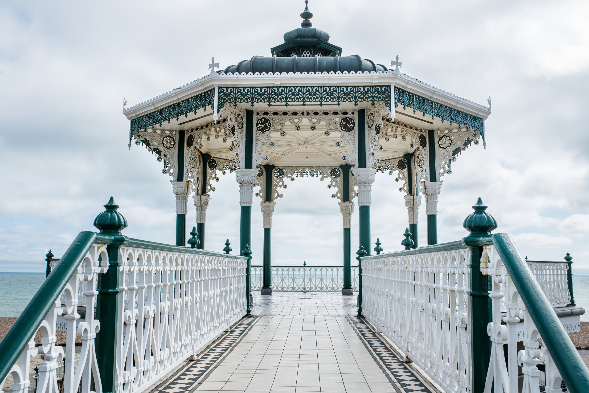 Copy of The bandstand in Brighton