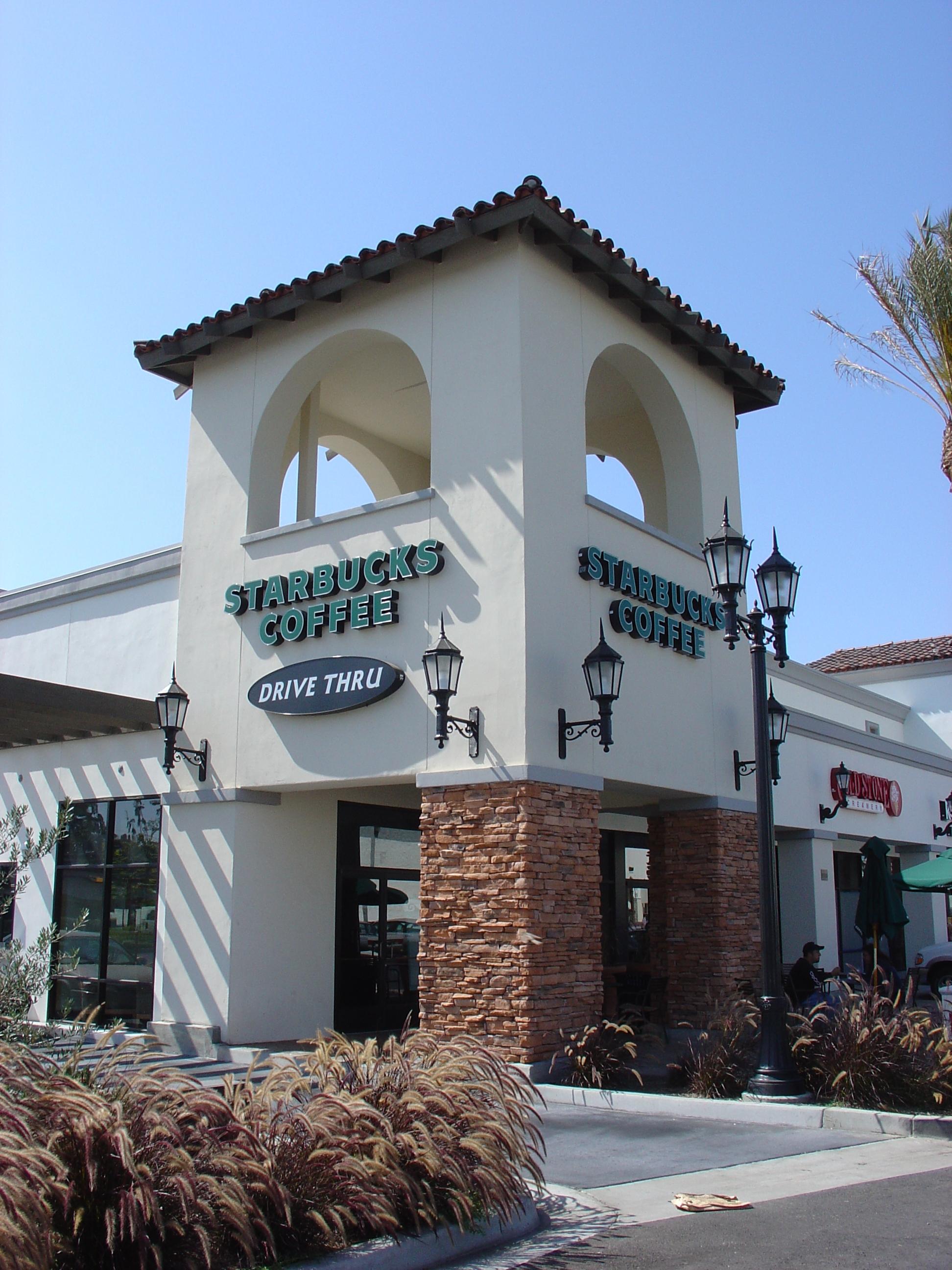 Los Jardines Starbucks closeup.JPG