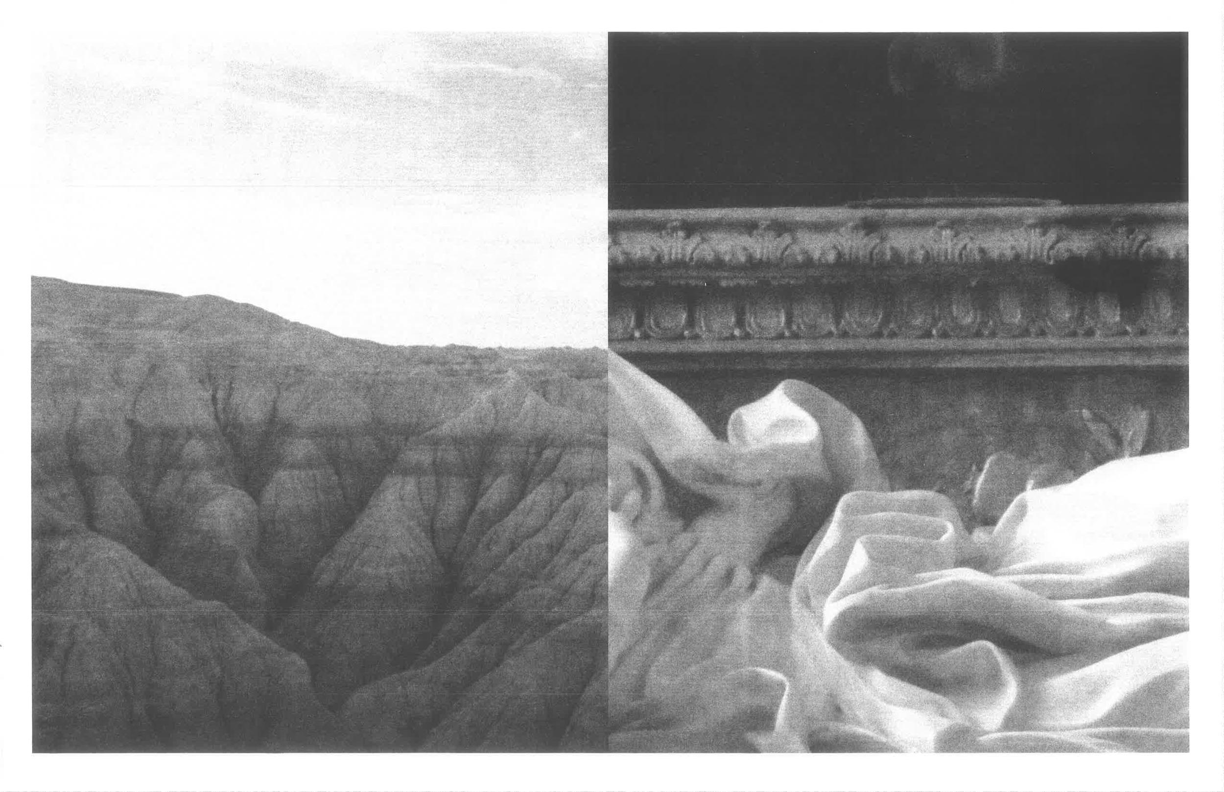 Owen Laurion - Desert(ing) Reality: A Survey of Recent Work by Jon Geiger   Boyang Hou - Lara's saints