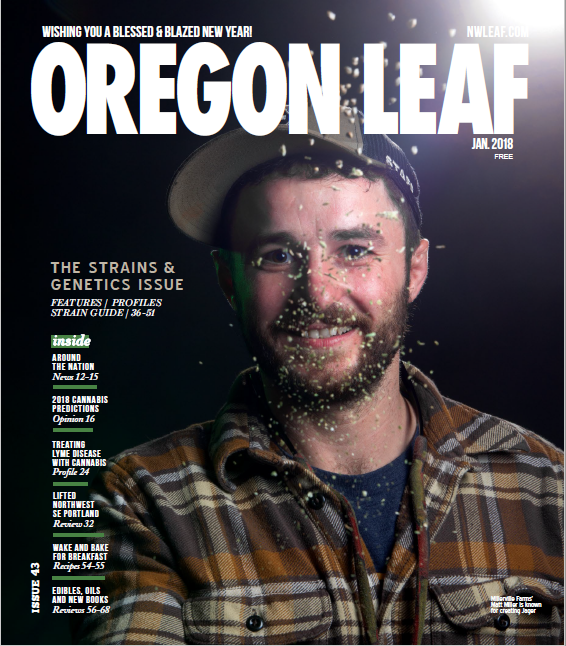 Oregon Leaf Magazine - Jan 2018