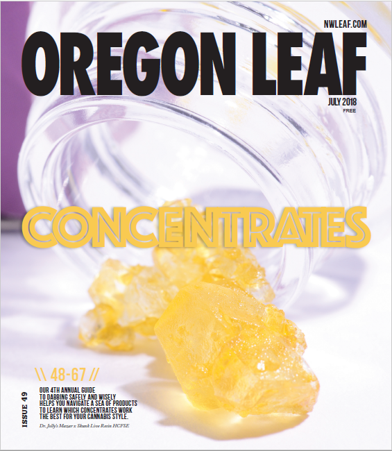 Oregon Leaf Magazine - Jul 2018
