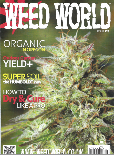 Weed World Magazine - Jul 2017