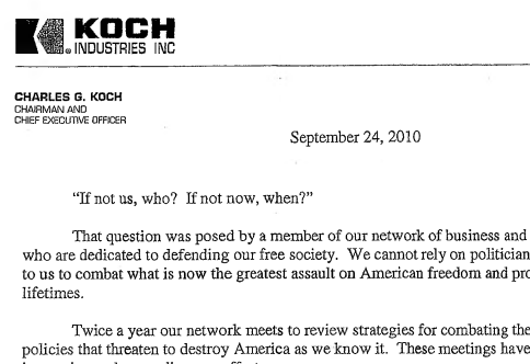 "2010 leaked summit program shows several ""overcriminalization"" allies in attendance"