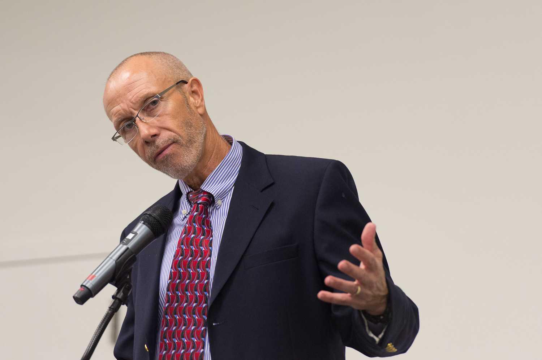 Florida Atlantic Professor, Marshall DeRosa