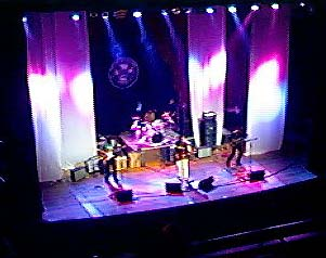 The Kinsey Report at opening night of The House Of Blues Orlando 9/15/97