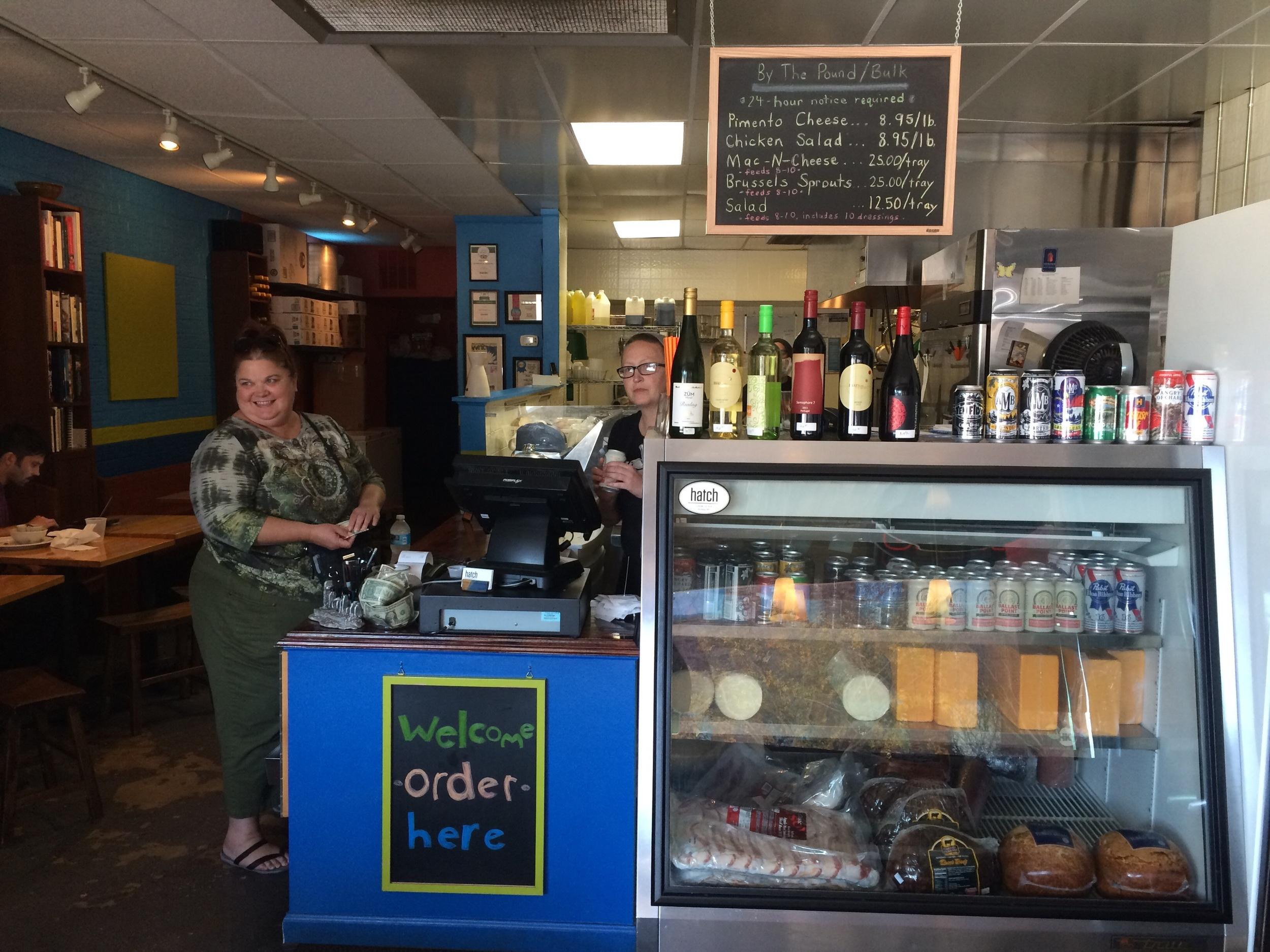 Hatch Sandwich Bar - Hickory, NC