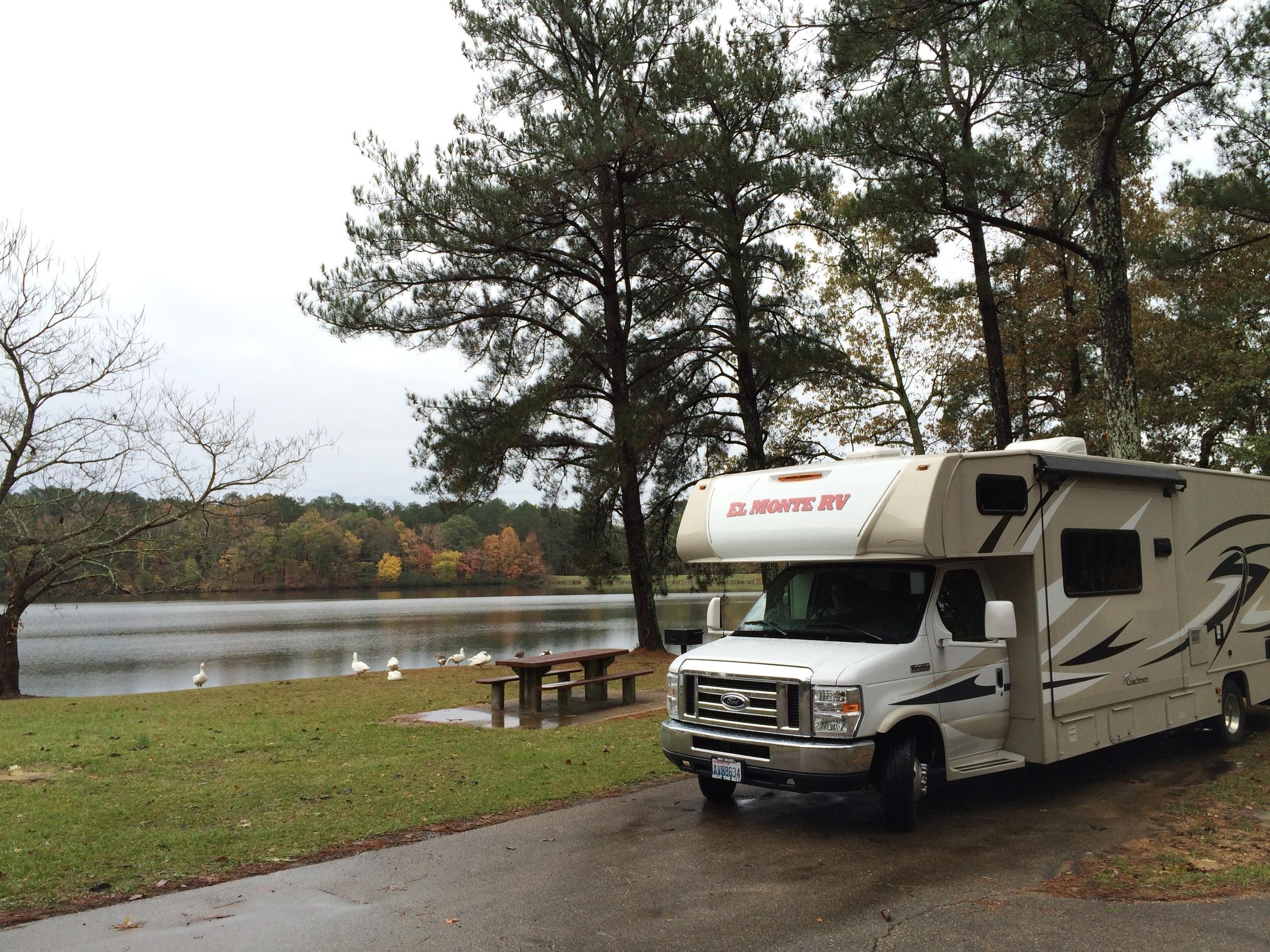 Lake Lowndes State Park - Columbus, MS