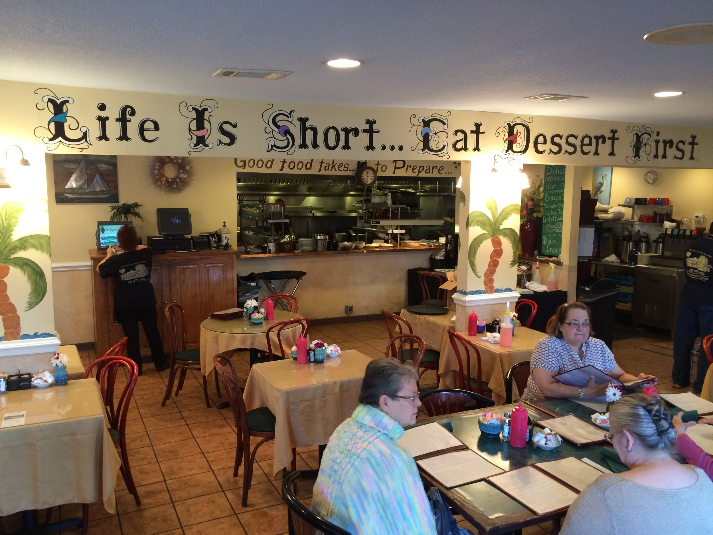 Bayview Gourmet Restaurant - Ocean Springs, MS