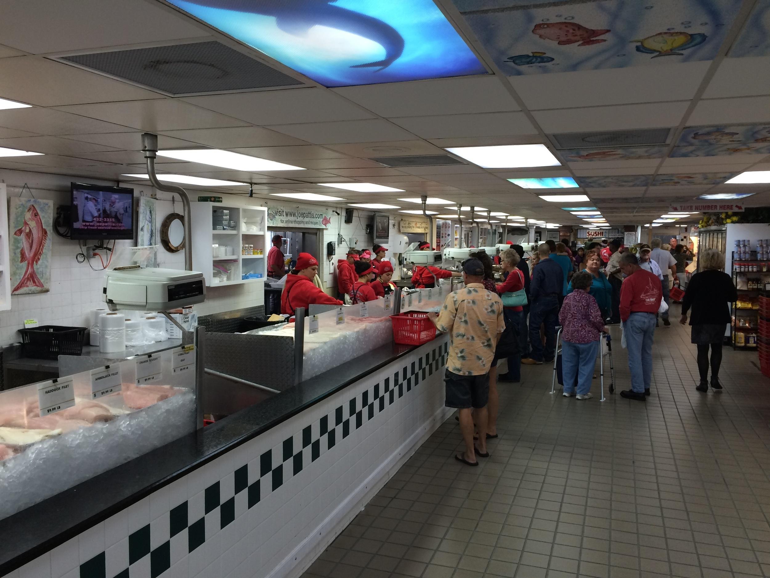 Joe Patti's - Pensacola, Florida