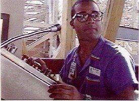 1992 - minimum wage days at Six Flags Magic Mountain - Valencia, CA