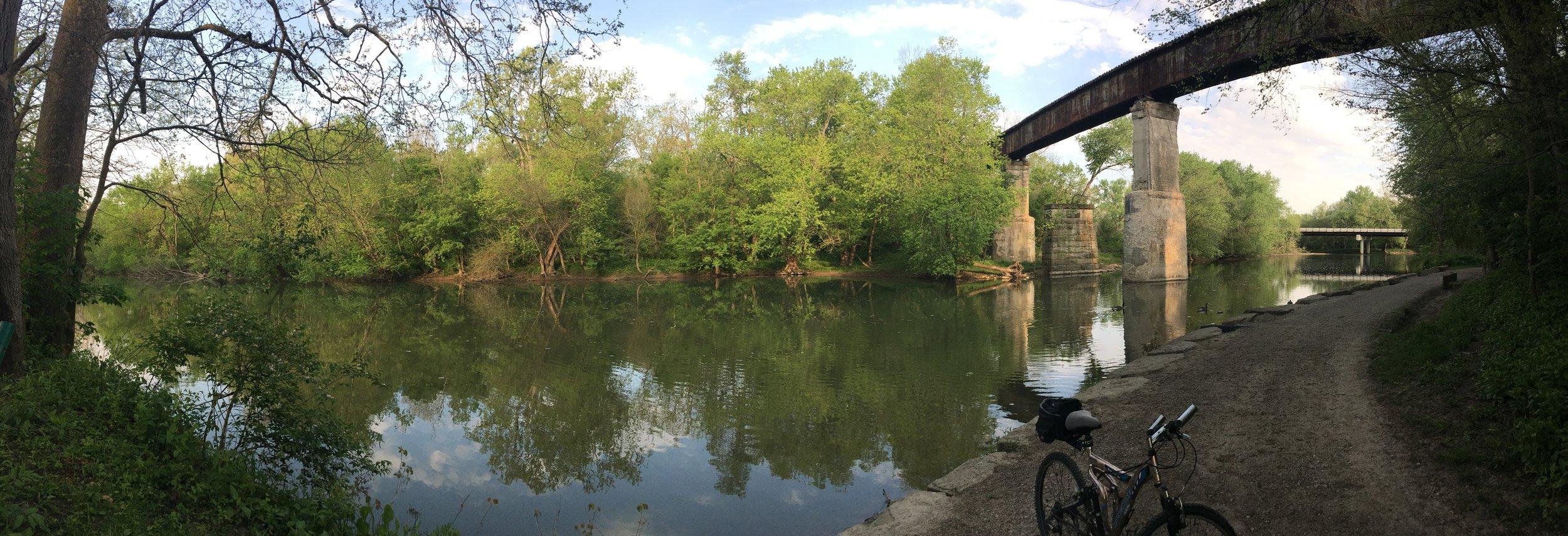 Batelle-Darby Creek Metro Park - Home of the 2016 Central Ohio Folk Festival