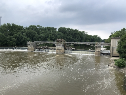 Hosey Dam - Fort Wayne, Indiana