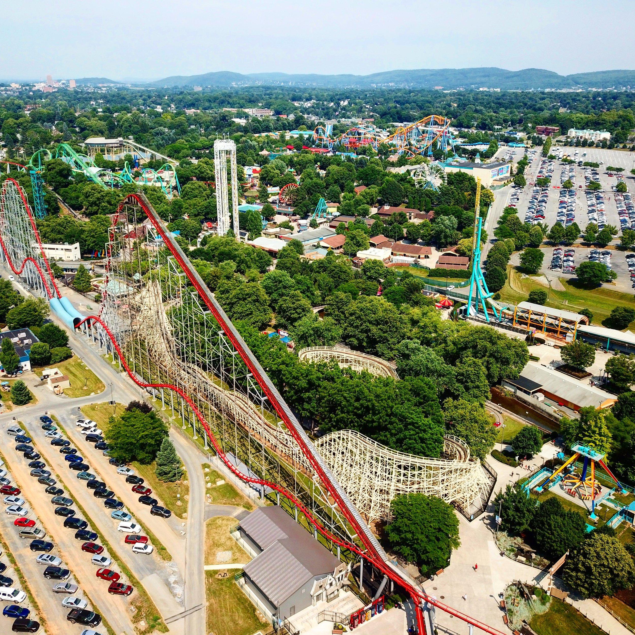 Dorney Park - Allentown, Pennsylvania